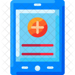 Medical Data Flat Icon