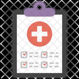 Medical Prescription Icon