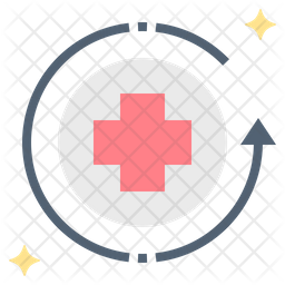 Medical Recovery Icon