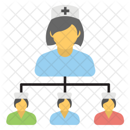 Medical Staff Icon