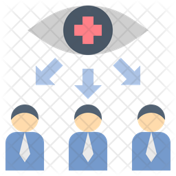 Medical Surveillance Icon