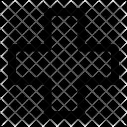 Medical symbol Line Icon