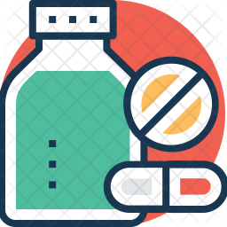 Medicine Icon Of Colored Outline Style Available In Svg Png Eps Ai Icon Fonts