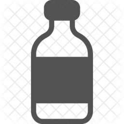 Medicine Bottle Icon Of Glyph Style Available In Svg Png Eps Ai Icon Fonts