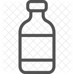 Medicine Bottle Icon Of Line Style Available In Svg Png Eps Ai Icon Fonts