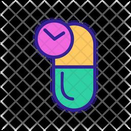 Medicine Time Icon