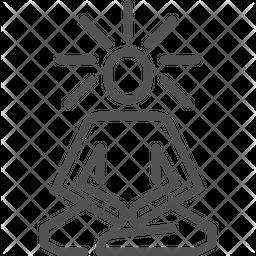 Meditation Icon