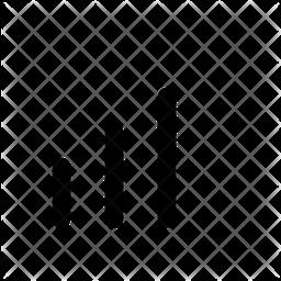Medium network Icon