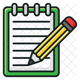 Memo Icon Of Colored Outline Style Available In Svg Png Eps Ai Icon Fonts