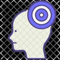 Mental Disorder Icon