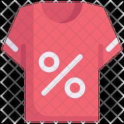 Merchandise Clothes Icon