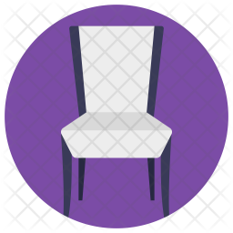 Mesh Chair Icon
