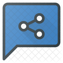 Message Connection Icon