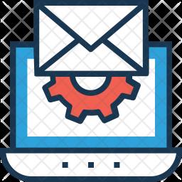 Message optimization Icon