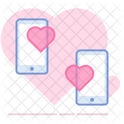 Messages Colored Outline Icon