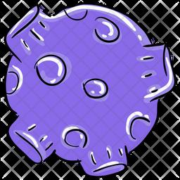 Meteoric Stone Icon