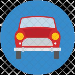Micro car Icon