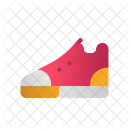 Middle Shoes Icon