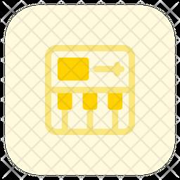 Midi Controller Icon