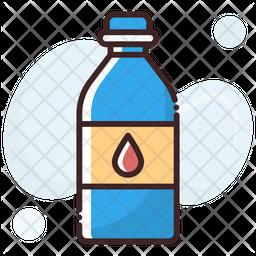 Milk Bottles Icon