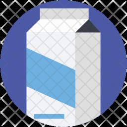 Milk Container Icon