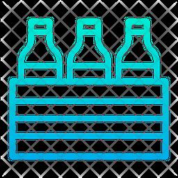 Milk Crate Icon