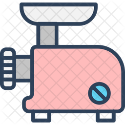 Mincer Machine Icon