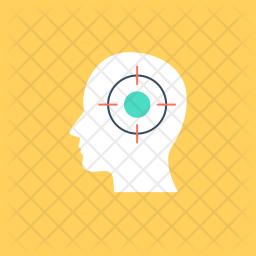 Mind Focus Icon