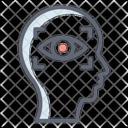 Mind Vision Icon