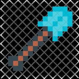 Minecraft shovel Icon