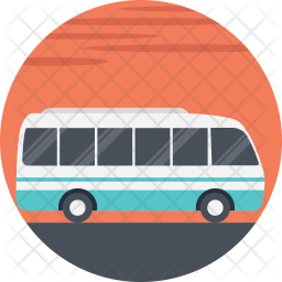 Mini Bus Icon