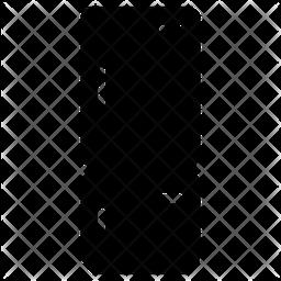 Mini Fridge Icon