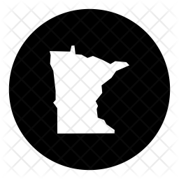 Minnesota Glyph Icon