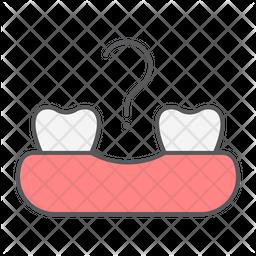 Missing Teeth Icon