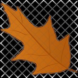 Mistletoe Leaf Icon