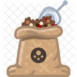 Mix Colored Outline Icon