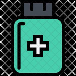 Mixture, Clinic, Medicine, Doctor, Treatment Icon
