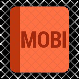 Mobi book Icon