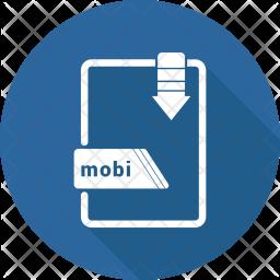 Mobi file Icon