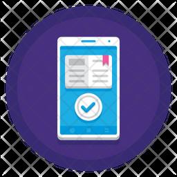 Mobile Access Icon