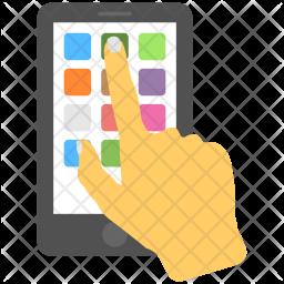 Mobile Accessibility Icon