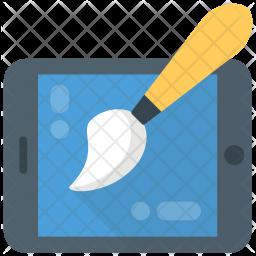 Mobile App Development Icon