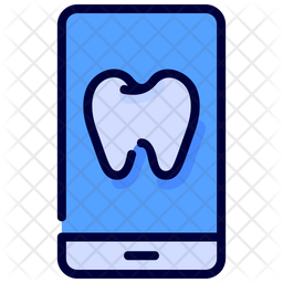 Mobile dental application Icon