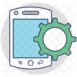 Mobile Development Icon