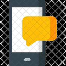 Mobile, Marketing Icon