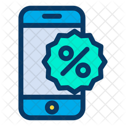 Mobile Offer Icon