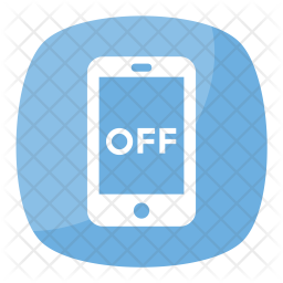 Mobile Phone Off Icon Of Flat Style Available In Svg Png Eps Ai Icon Fonts