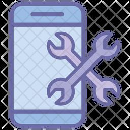 Mobile Preferences Icon