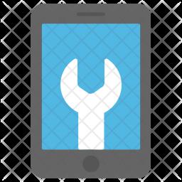 Mobile Repair Icon