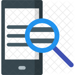 Mobile, Seo Icon